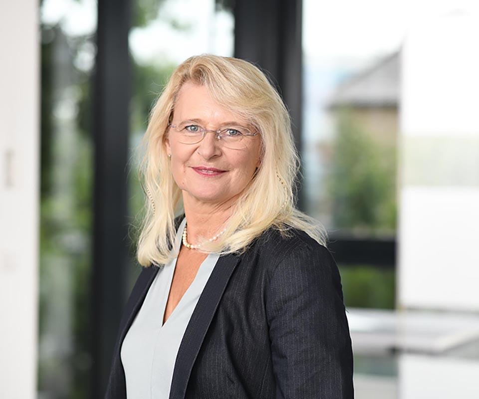 Frau Schrodt Ausbildung bei Excella